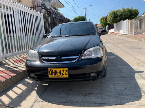 Chevrolet Optra 1.8 Limited - Automatico
