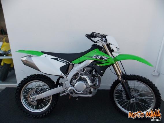 Klx 450r 2017 Verde