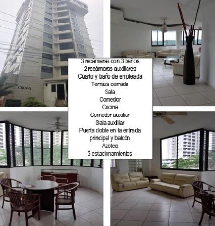 Imagen 1 de 3 de Se Vende Penthouse En Dos Mares