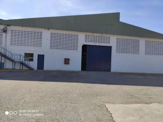 Galpon En Alquiler J. Alvarado Codigo 20-737