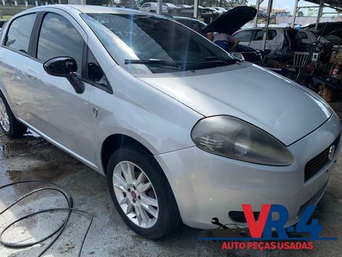 Fiat Punto 1.4 2012 Sucata Para Retirada De Peças