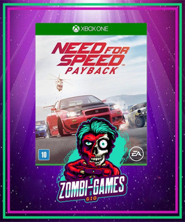 Need For Speed Payback Xbox One Modo Local