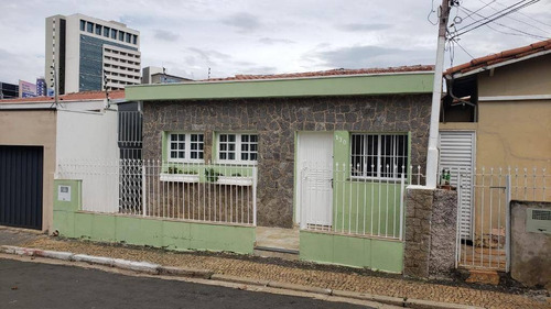 Casa Com 2 Dormitórios À Venda, 70 M² Por R$ 530.000,00 - Cambuí - Campinas/sp - Ca1003