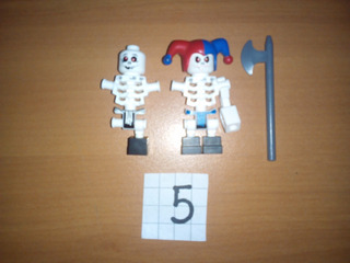 Lego Ninjago Figuras