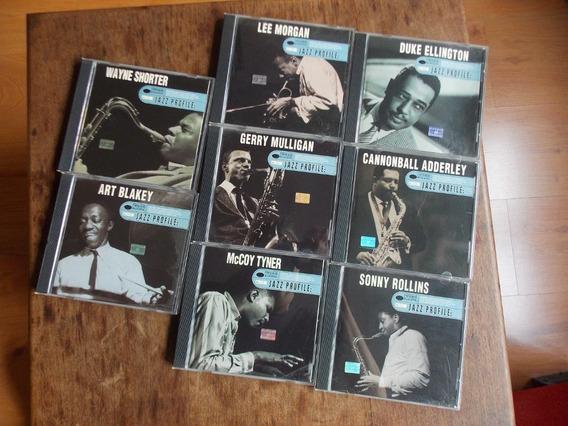 Jazz Profile - Blue Note - Jazz Cds Lote