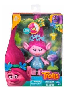 Figura Trolls Poppy Hasbro - Flying Kites