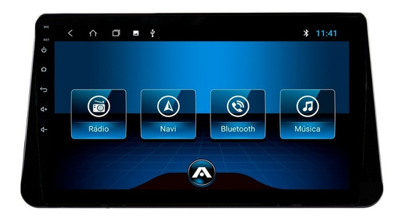 Multimidia Kicks 10 Aikon Android 8 Tv Full Hd Octacore 1.8