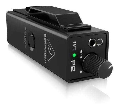 Imagen 1 de 8 de Behringer Powerplay P2 Amplificador Auricular Monitor Inear.