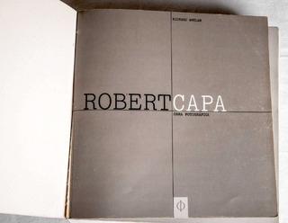 Libro Fotografia Robert Capa Fotoperiodismo Arte Motorola