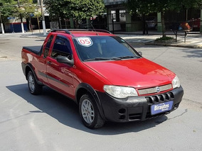 Fiat Strada Trekking Cabine Estendida 1.8 Mpi 8v Fl..dmx6931
