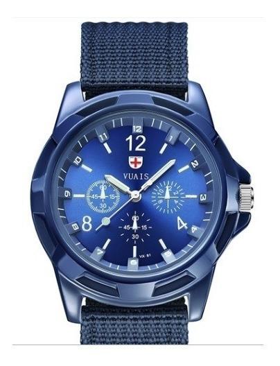 Relógio Masculino Gemius Azul Esporte