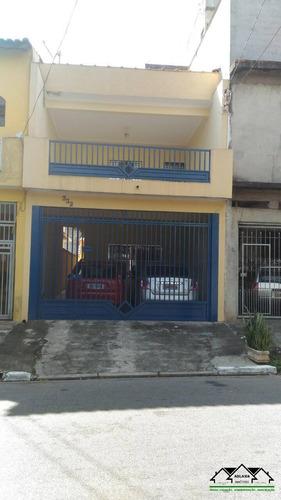 Imagem 1 de 15 de Sobrado 139m² Jardim Sapopemba - São Paulo/sp - Abs0213