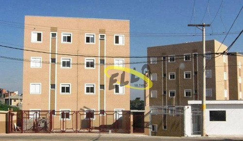 Imagem 1 de 23 de Apartamento Com 2 Dormitórios À Venda, 45 M² Por R$ 180.000,00 - Outeiro De Passárgada - Cotia/sp - Ap2237