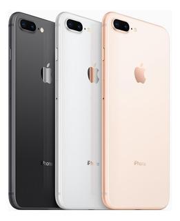 Apple iPhone 8 Plus 64gb 4g 4k Nuevo Sellado Gtia Templado