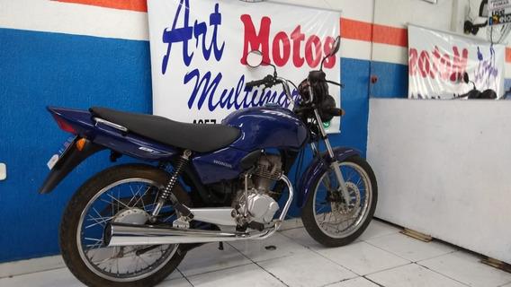 Honda Cg 125 Titan Es 2004