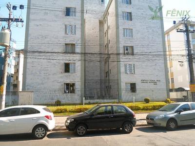 Apartamento Residencial Para Locação, Juvevê, Curitiba. - Ap0105