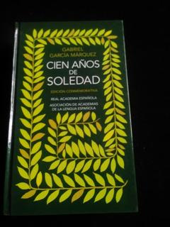 García Marquez Cien Años De Soledad Conmemorativa (2007)