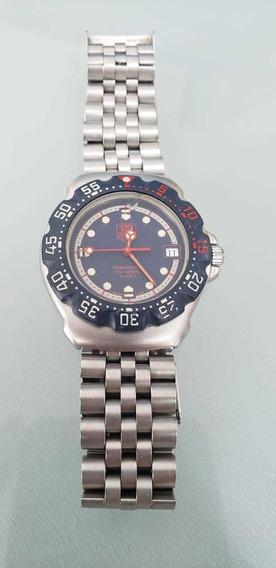 Relógio Tag Heuer Original. Comprado Na H Stern No Shopping