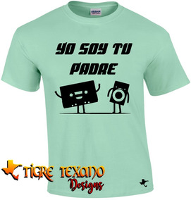 Playera Para Papás, Padres Mod 39 By Tigre Texano Designs