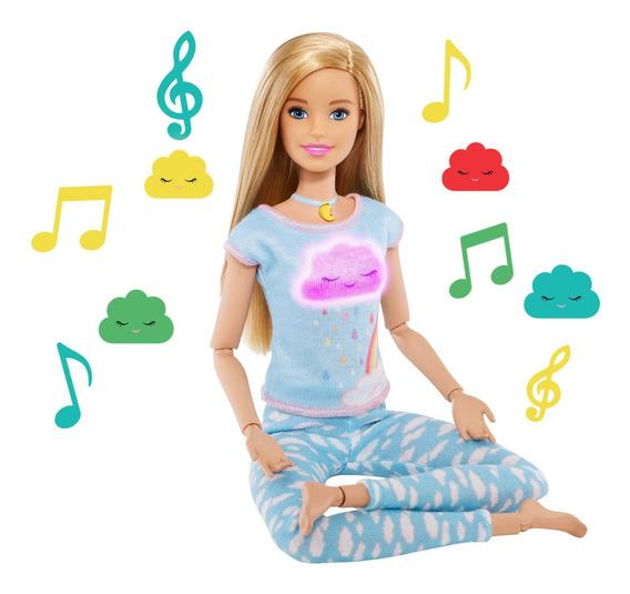 Barbie Fashionista, Muñeca Medita Conmigo