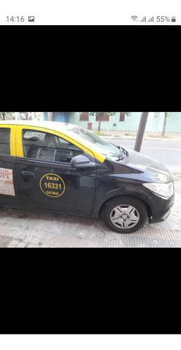 Taxi Chevrolet Prisma Joy+ 2017