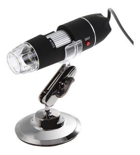 Microscopio Digital 1000x Usb 8 Led 2mp