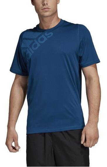 Playera adidas T-shirt Dv1314 Fl_spr Gf Bos