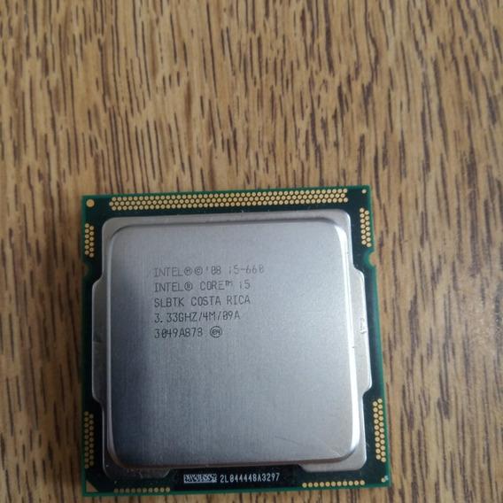 Processador I5 660 3,33 Ghz Socket 1156