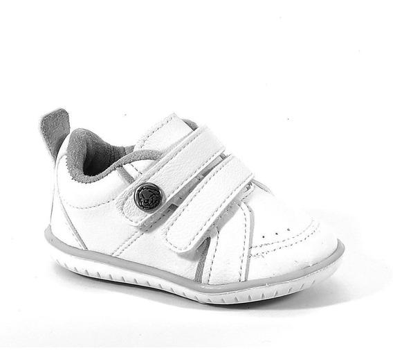 Sapatênis Branco Infantil Klin 166.126