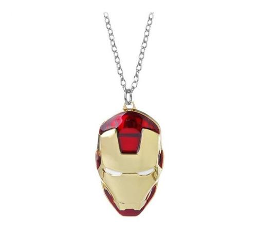 Collar Avengers Iron Man Vengadores