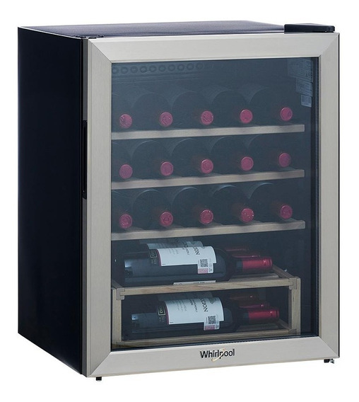Cava De Vino Whirlpool Refri Para 21 Botellas Ww2110s 48 Cms