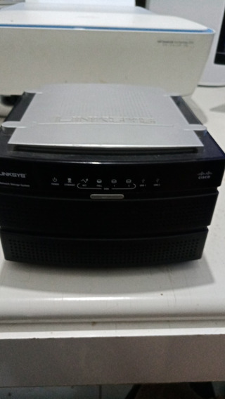 Nas200 Linksys Network Storage System