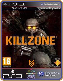 Killzone Hd Ps3 Psn Original Mídia Digital