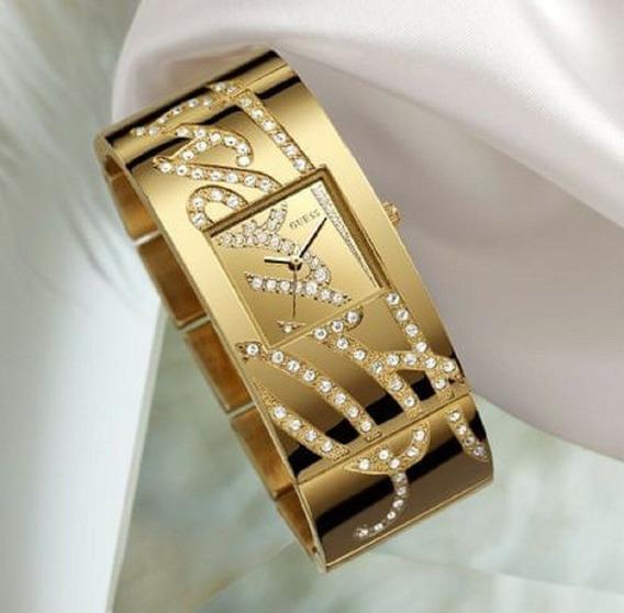 Relógio Bracelete Guess Autograph Original Com Estojo!