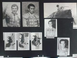 Colección 900 Fotos Antiguas De Toreros Toros Tauromaquia