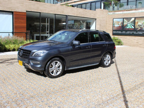 Mercedes Benz Ml 500 2015 Con Solo 11.000 Kms