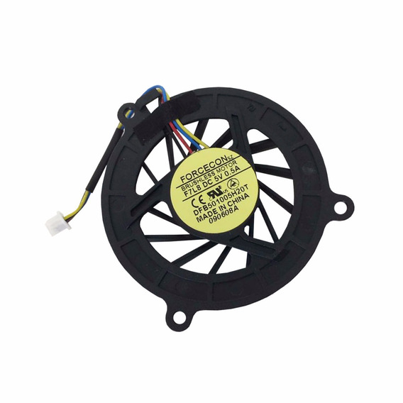 Cooler Asus A8 A8f N80 N81 X80 X83v Z53 Z53u Dfb501005h20t
