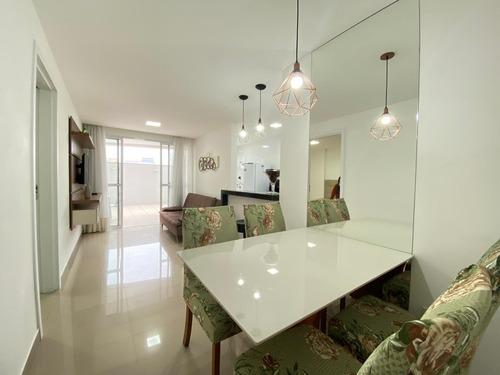 Apartamento Em Praia Do Morro, Guarapari/es De 54m² 1 Quartos À Venda Por R$ 350.000,00 - Ap885764