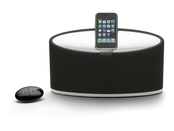 Dock Station Bowers & Wilkins Zeppelin Mini Para iPhone/iPod