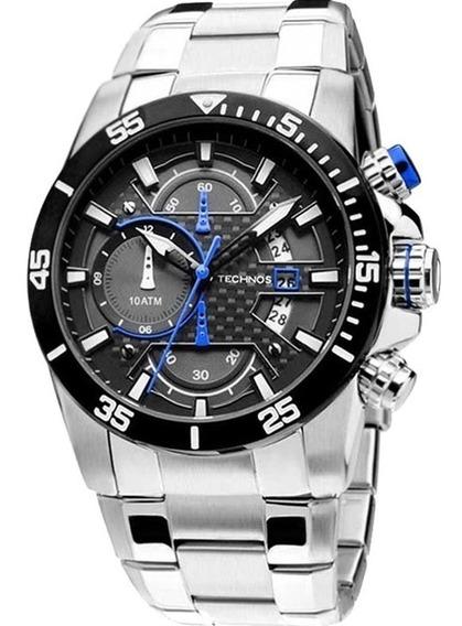 Relógio Technos Masculino Performance Ts Carbon Os10er/1a