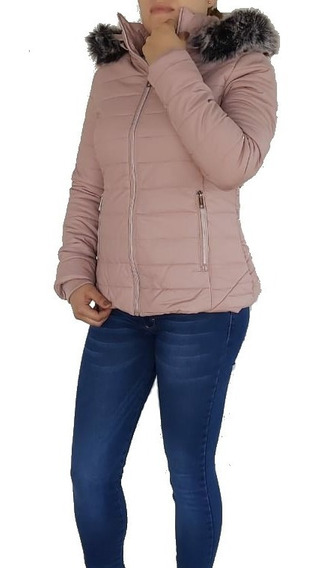 Chamarra Chaqueta Abrigo Mujer Invierno Moda Casual 00041