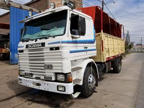 Scania 113 360 Con Carrocería. Julián