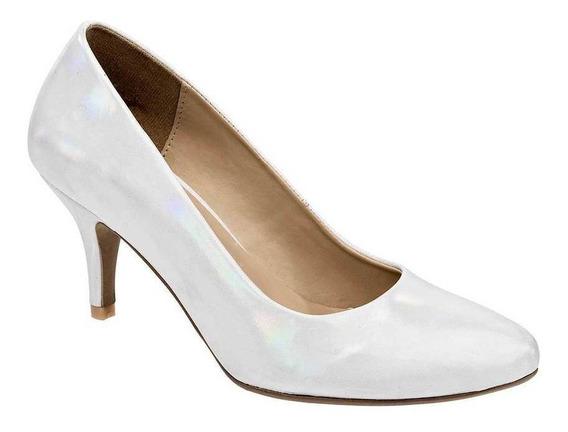 Zapato Damita 54000 Mujer Talla 22-26 Color Blanco Pk-oi19