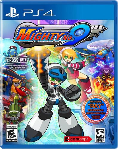 Mighty No.9 - Ps4 Fisico Nuevo Y Sellado