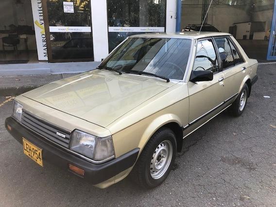 Mazda 323 Super Special 1984 Completamente Original