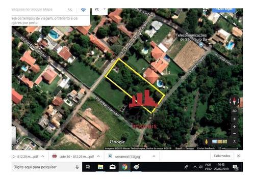 Chácara À Venda, 819 M² Por R$ 262.000 - Chácara Lucília - Americana/sp - Ch0097