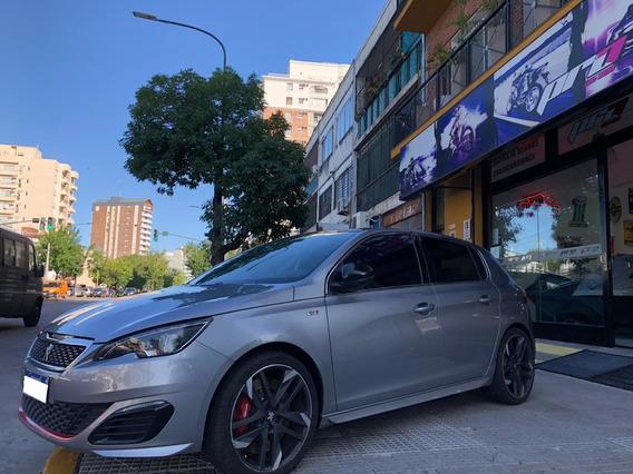 Peugeot 308 Gti 5 Puertas Año 2018 C/29000 Km Pro Seven!!