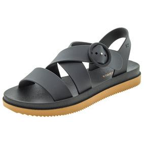 d9459cf7a Sapato Feminino Pontal Calçados Sandalias Zaxy Plataforma - Sapatos ...