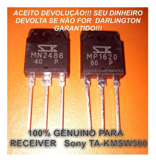 Par Transistor Mp1620 - Mn2488 - Mn2488 Mp1620 Darlington