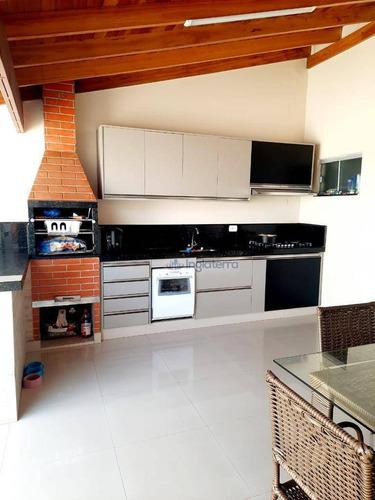Casa À Venda, 126 M² Por R$ 340.000,00 - Jardim Honda 2 - Londrina/pr - Ca1934